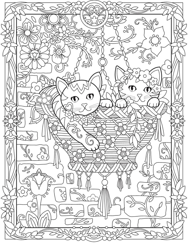Welcome To Dover Publications Coloring In Books